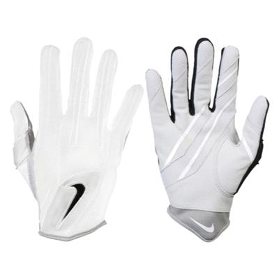 White (Nike Tocar Gloves)