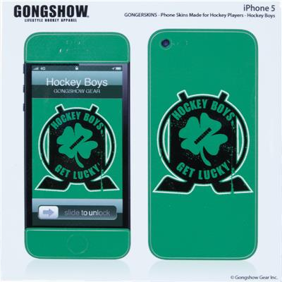 Hockey Boys iPhone 5 Skin (Gongshow Hockey Boys iPhone 5 Skin)