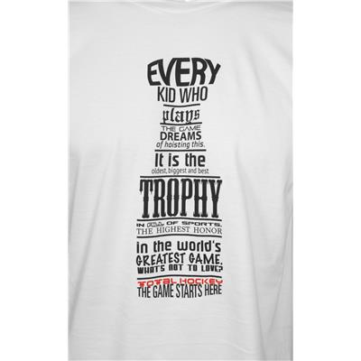 Stanley Cup Graphic (Total Hockey Stanley Cup Tee Shirt - Mens) 4a794d8ca