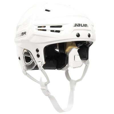 White (Bauer Re-AKT Helmet)