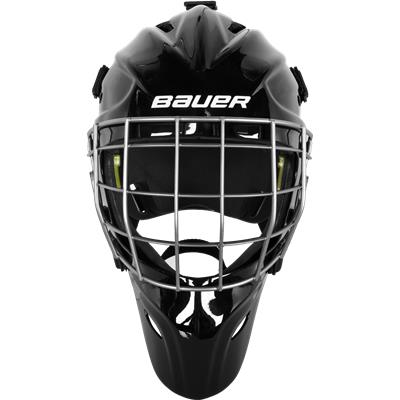 Black (Bauer Concept C1 Goalie Mask)