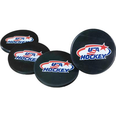 USA Hockey Coaster Set (Sher-Wood USA Hockey Coaster Set)