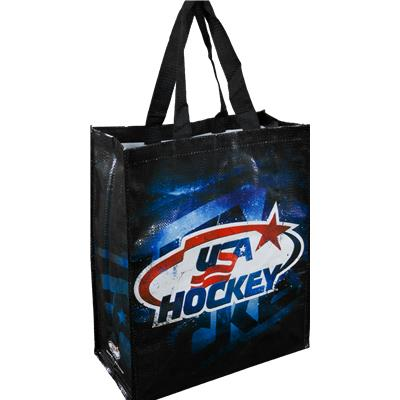 USA Hockey Shopping Bag (Sher-Wood USA Hockey Shopping Bag)