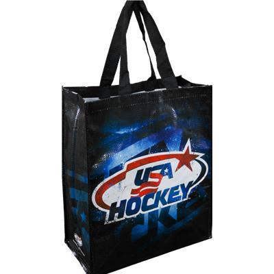 94102e5ddcd4 USA Hockey Shopping Bag (Sher-Wood USA Hockey Shopping Bag)