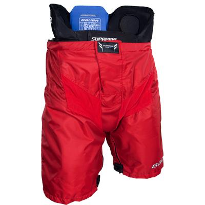 Red (Bauer Supreme One.8 Player Pants)