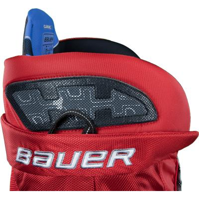 Molded EPP Foam For Great Protection (Bauer Nexus 1000 Player Pants)