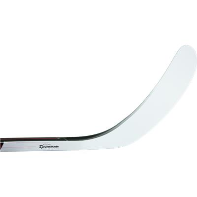 Backhand Of The Blade (CCM RBZ 80 Grip Composite Stick)