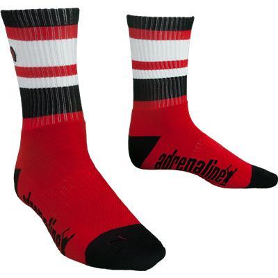 Red/Black/White (Adrenaline The Directors Socks)