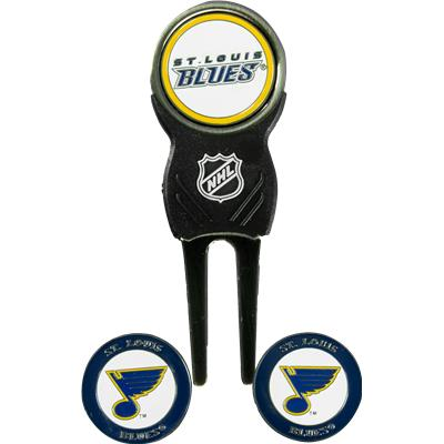 St Louis Blues (NHL Team Divot Tool Pack)
