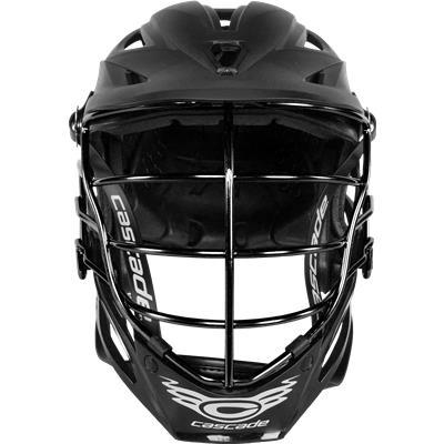 Front View (Cascade R Matte Helmet)