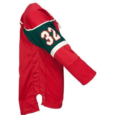 (Reebok Minnesota Wild Niklas Backstrom Premier Jersey)