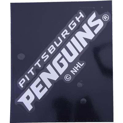 Pittsburgh Penguins (NHL Team Pro Window Graphic)
