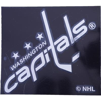 Washington Capitals (NHL Team Pro Window Graphic)