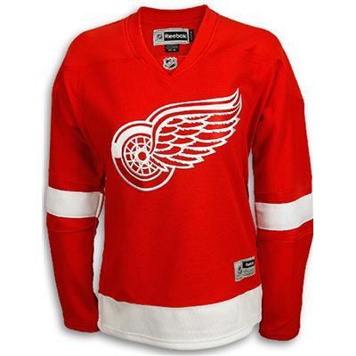 Home/Dark (Reebok Detroit Red Wings Premier Jersey)
