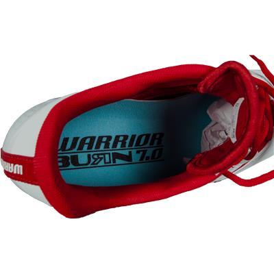 (Warrior Burn 7.0 Low Cleats)