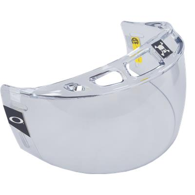 Shield with vents (Oakley Straight Cut Half Shield with Vents)