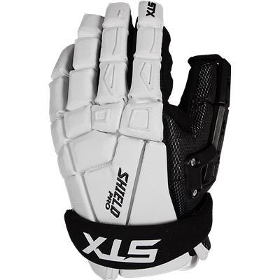 (STX Shield Pro Goalie Gloves)