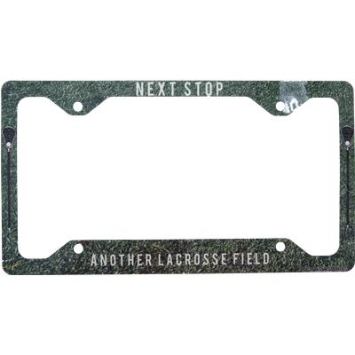 (Lacrosse License Plate Holder)