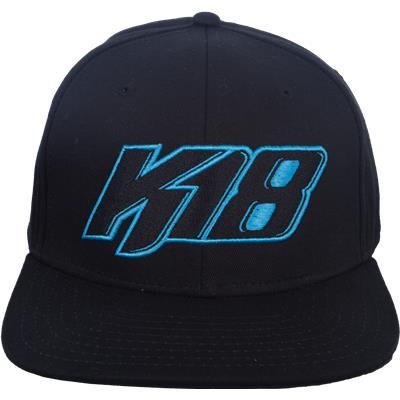 Front (STX K18 Logo Snapback Hat)