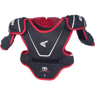 Front (Easton Learn to Play Hockey Shoulder Pads)
