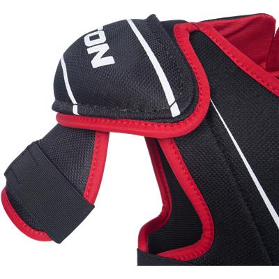 Adjustable Bicep Protection (Easton Learn to Play Hockey Shoulder Pads)