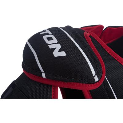Shoulder Cap Protection (Easton Learn to Play Hockey Shoulder Pads)