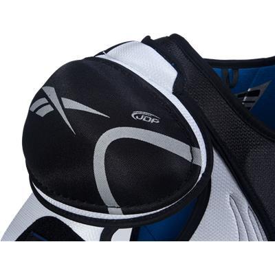 Shoulder Cap Protection (Reebok XTK Hockey Shoulder Pads - '14 Model)