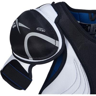 Adjustable Bicep Protection (Reebok XTK Hockey Shoulder Pads - '14 Model)