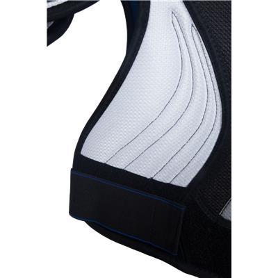 Adjustable Velcro Detail (Reebok XTK Hockey Shoulder Pads - '14 Model)