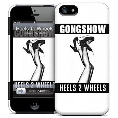 (Gongshow Heels 2 Wheels iPhone 5 Shell)