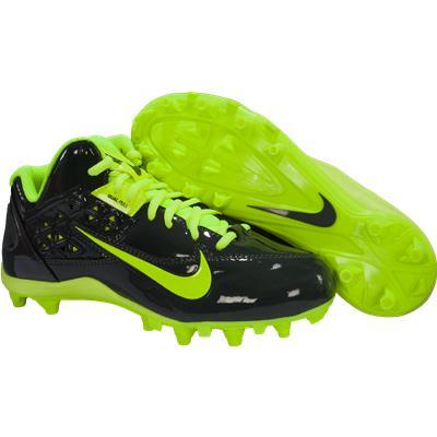 Grey/Yellow (Nike Speedlax 4 Cleats)