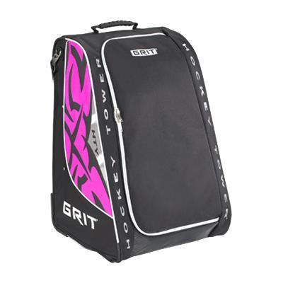 Black/White/Pink (Grit HTSE Hockey Tower Bag)