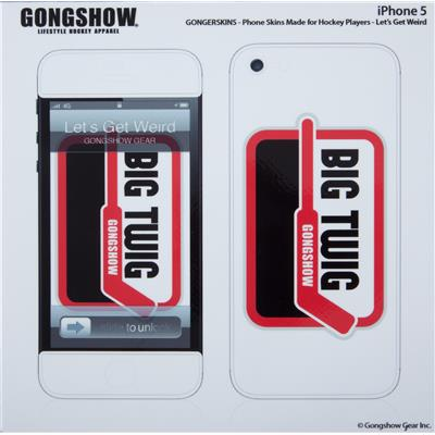 (Gongshow Big Twig 2 iPhone 5 Skin)