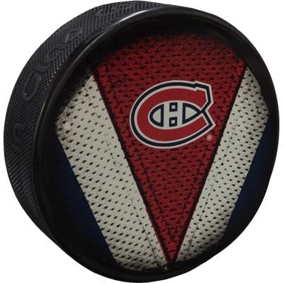 Montreal Canadiens (Sher-Wood NHL Stitch Puck)