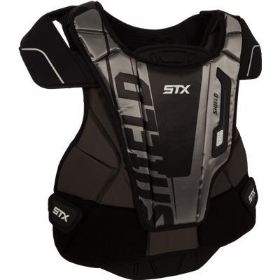 Black (STX Shield Chest Pad)