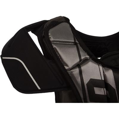 Shoulder Detail (STX Shield Chest Pad)