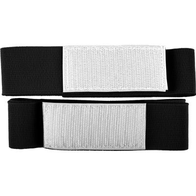 Black (A&R Shin Guard Straps)