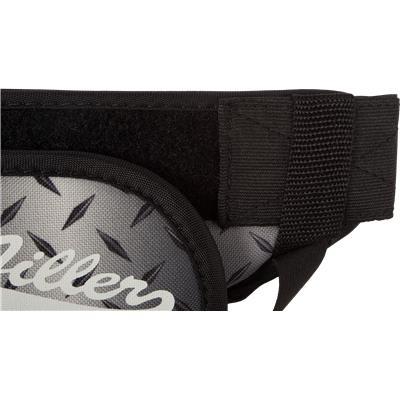 Adjustable Velcro Detail (Brians BStar Goalie Jill Protector - Girls)