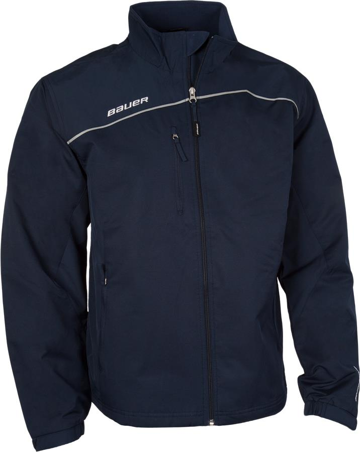 Bauer Lightweight Warm-Up Jacket [Mens] | Pure Hockey Equipment