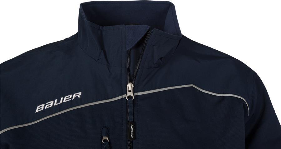 Bauer Lightweight Warm-Up Jacket [Mens] | Pure Hockey Equipment