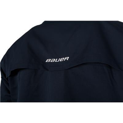 Back Detail (Bauer Lightweight Warm-Up Jacket)