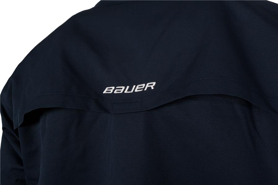 bf9406fa184 Back Detail (Bauer Lightweight Warm-Up Jacket - Youth)