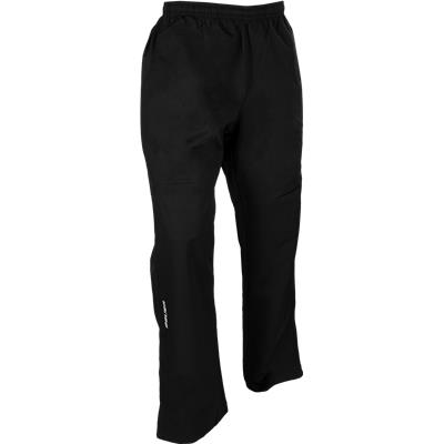 Black (Bauer Lightweight Warm-Up Pants)