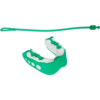 Spearmint (Shock Doctor Gel Max Flavor Fusion Convertible Mouth Guard - Junior)