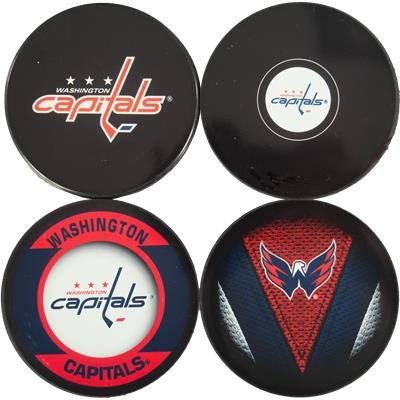 Washington Capitals (Sher-Wood NHL Team Coasters Pack)