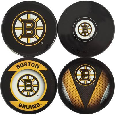 Boston Bruins (Sher-Wood NHL Team Coasters Pack)