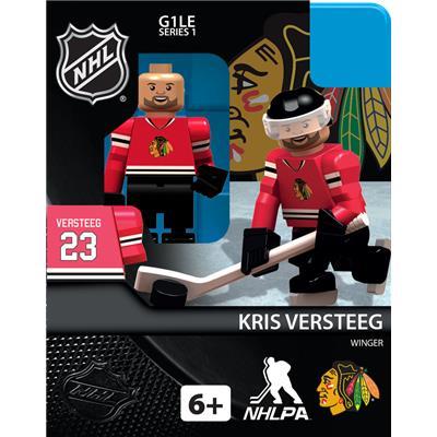 Kris Versteeg (OYO Sports Chicago Blackhawks NHL Mini Figures - Home Jersey)
