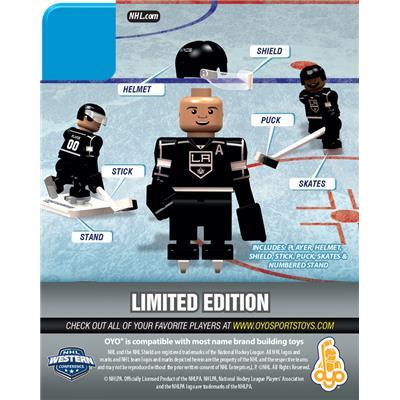 Back (OYO Sports Los Angeles Kings NHL Mini Figures - Home Jersey)