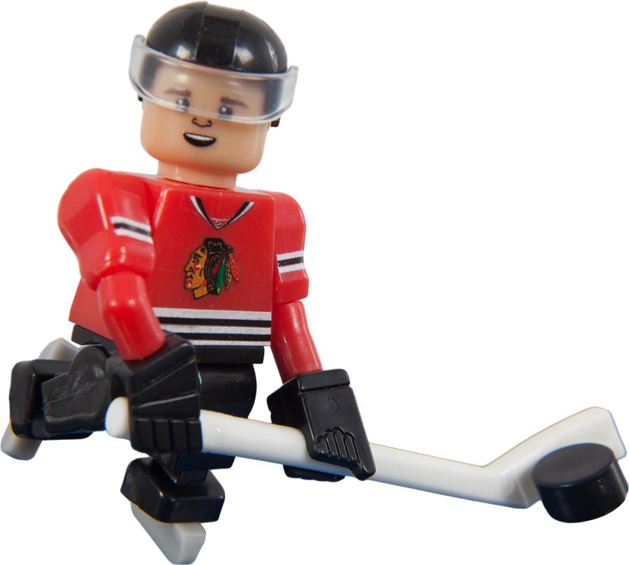 OYO Sports Chicago Blackhawks NHL Mini Figures - Home Jersey | Pure ...