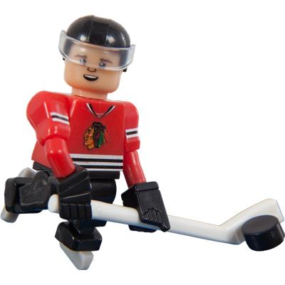 (OYO Sports Chicago Blackhawks NHL Mini Figures - Home Jersey)